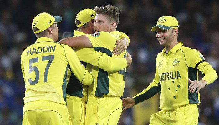 विश्व कप 2015: ऑस्ट्रेलिया का पलड़ा भारत पर भारी- जोश हेजलवुड
