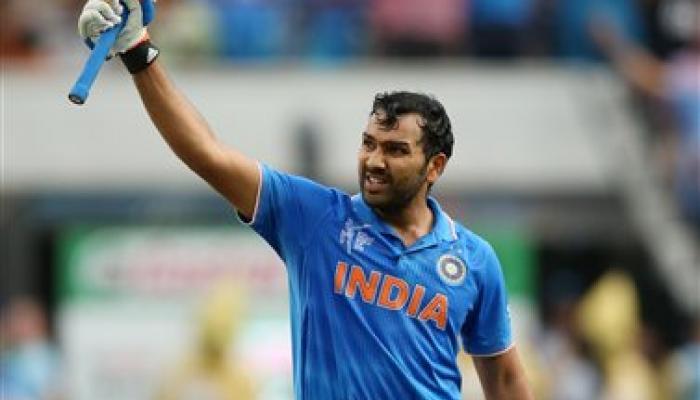 विश्व कप 2015: रोहित शर्मा ने कहा, 'मैं अब अधिक जिम्मेदार हो गया हूं'