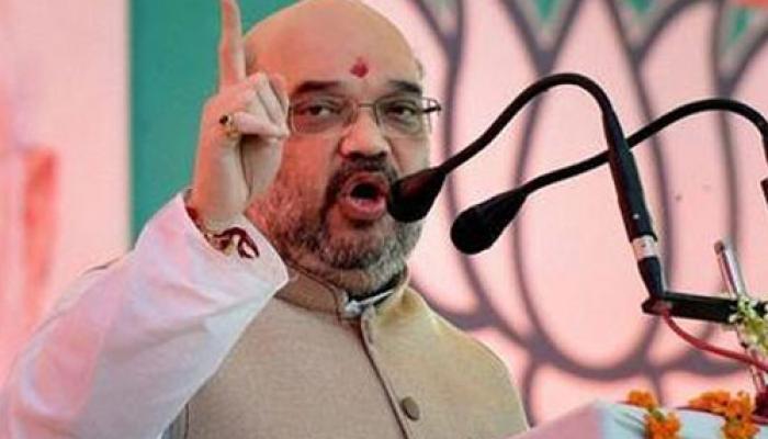विपक्ष की गलतबयानी का जोरदार ढंग से प्रतिरोध करें : शाह