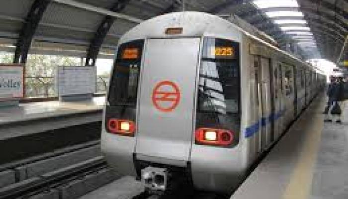 बदरपुर से फरीदाबाद के वाईएमसीए चौक तक मेट्रो का ट्रायल शुरू