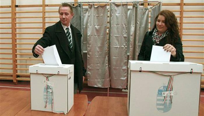 हंगरी की धुर दक्षिणपंथी जोबबिक पार्टी ने उपचुनाव में बड़ी कामयाबी हासिल की