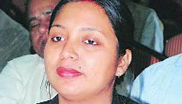 कार चोरी रैकेट में कांग्रेस की विधायक रूमी नाथ गिरफ्तार