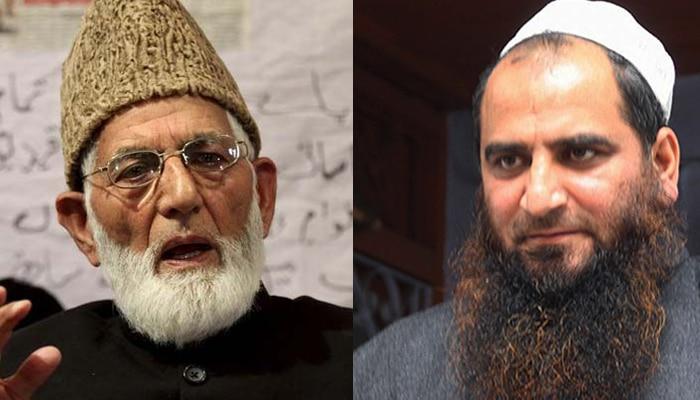 श्रीनगर में रैली से पहले अलगाववादी नेता गिलानी और मसरत आलम नजरबंद