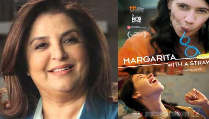 शायद 'मार्गरिटा विद अ स्ट्रॉ' जैसी फिल्म बनाऊं : फराह खान