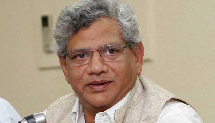 CPI (M) के नए महासचिव बने सीताराम येचुरी