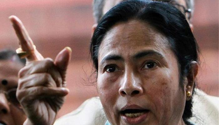 सारदा चिट फंड घोटाला मामले में ममता ने कहा- दबाव या धमकी की परवाह नहीं