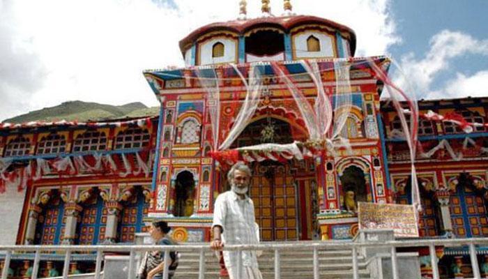 बद्रीनाथ धाम के कपाट खुले, चारधाम यात्रा अपने पूरे स्वरूप में शुरू