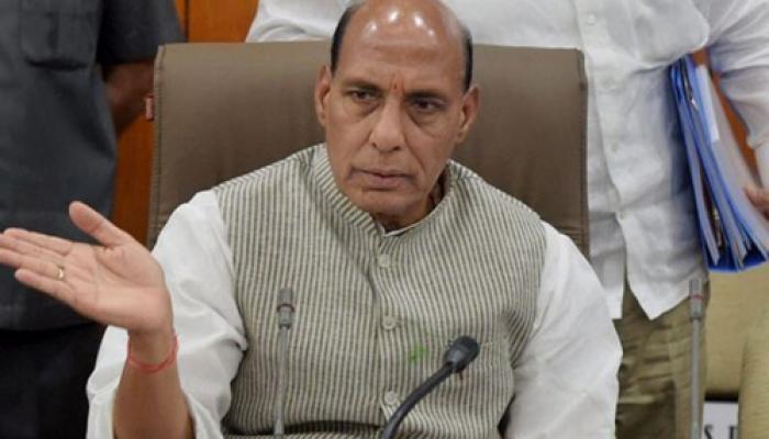 संसद चाहे तो सरकार धर्मांतरण विरोधी विधेयक लाने को तैयार: राजनाथ