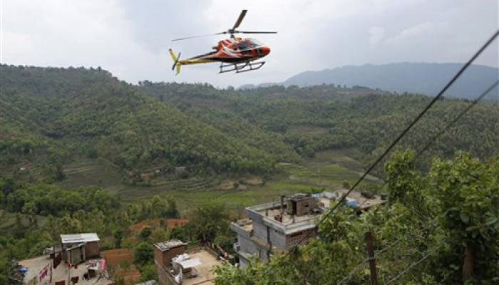 माउंट एवरेस्ट पर फंसे पुणे के 16 पर्वतारोहियों को वायुसेना ने बचाया