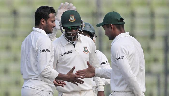 टेस्ट: बांग्लादेश की निगाह पहली जीत और पाक की प्रतिष्ठा बचाने पर