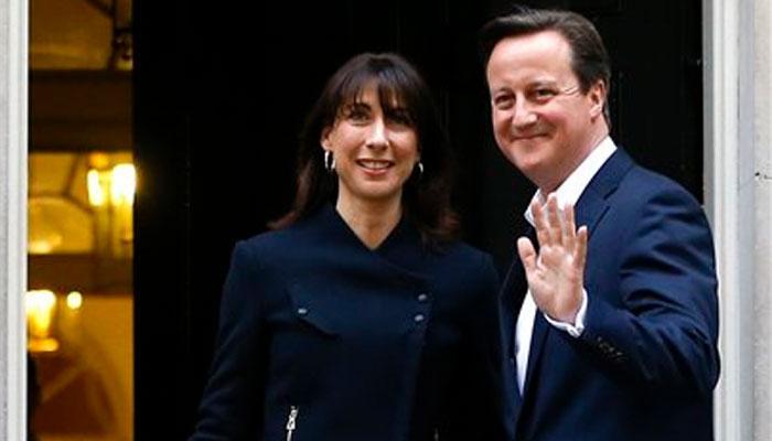ब्रिटेन में डेविड कैमरन की कंजरवेटिव पार्टी अबकी बार पूर्ण बहुमत से जीती