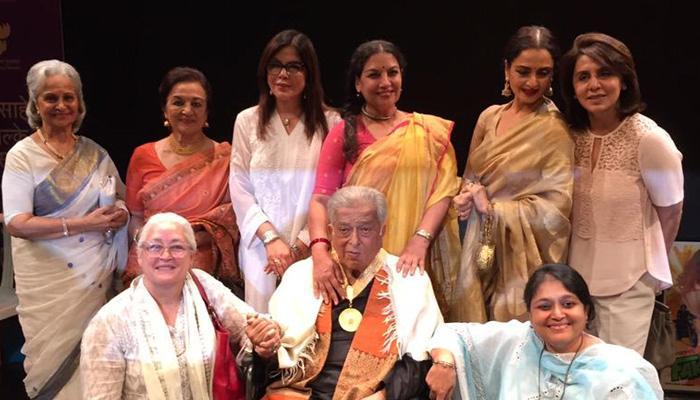 अभिनेता एवं फिल्म निर्माता शशि कपूर को मिला दादा साहेब फाल्के पुरस्कार