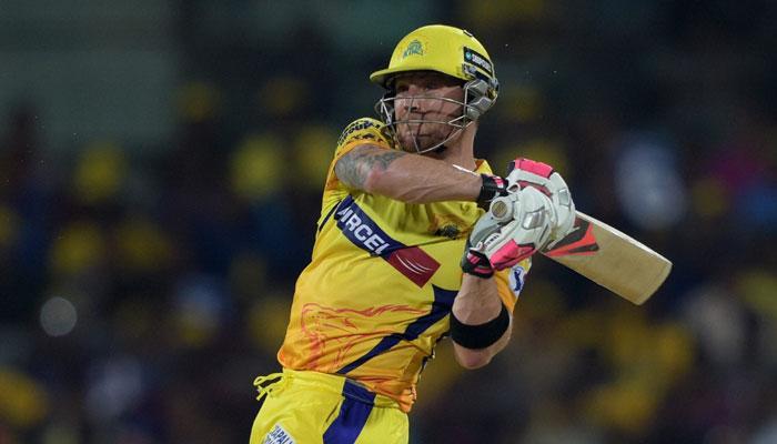 IPL-8:  राजस्थान को 12 रन से हराकर चेन्नई प्ले ऑफ में पहुंचा