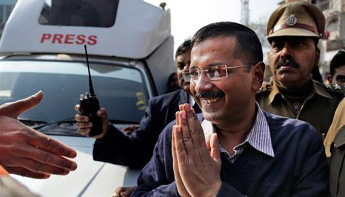 केजरीवाल ने मीडिया की आलोचना की, कहा- दिल्ली के लोग उनकी सरकार से हैं खुश