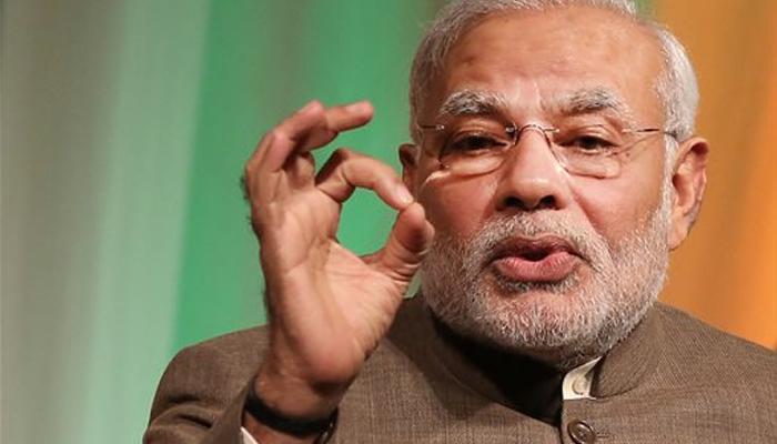 संप्रग सरकार के दौरान भूमि विधेयक को जल्दबाजी में मंजूर किया गया: PM मोदी