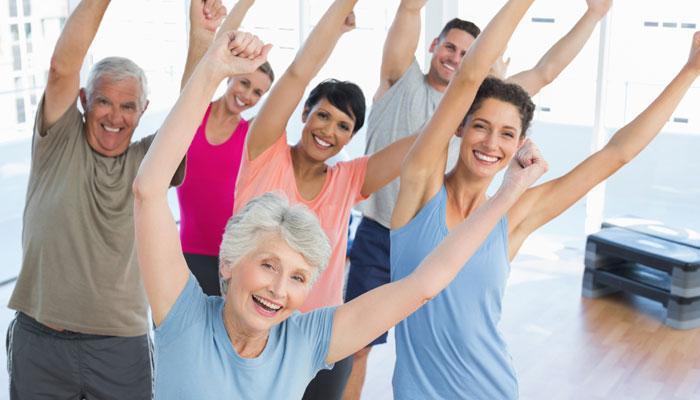 सप्ताह में 6 दिनों तक रोजाना आधा घंटा व्यायाम कम करता है मौत का जोखिम