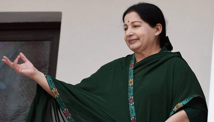 फिर से अम्मा सरकारः पांचवीं बार तमिलनाडु की मुख्यमंत्री बनीं जयललिता