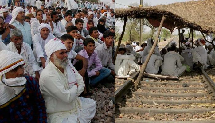 गुर्जर आरक्षण विरोध प्रदर्शन: हाईकोर्ट ने राजस्थान के मुख्य सचिव और डीजीपी को लताड़ा