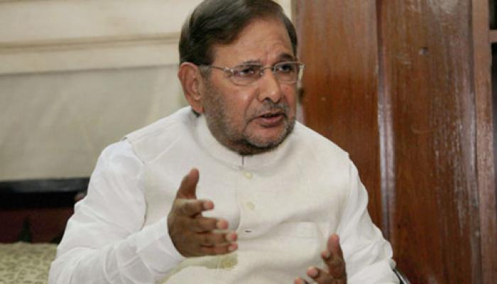 आरजेडी-जेडीयू-कांग्रेस मिलकर लड़ेंगे बिहार चुनाव : शरद यादव
