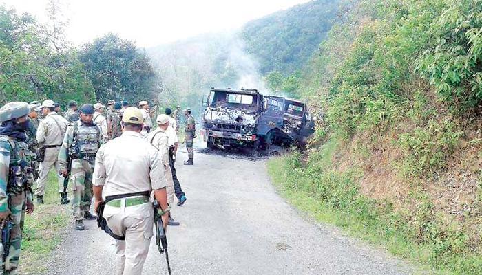 मणिपुर हमले में बड़ा खुलासा, पूर्वोत्तर में आतंकी हमलों के पीछे चीन!