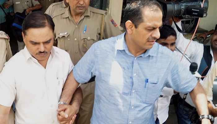 फर्जी डिग्री मामला: दिल्ली के पूर्व कानून मंत्री जीतेंद्र सिंह तोमर की पुलिस हिरासत आज खत्म, कोर्ट में होगी पेशी