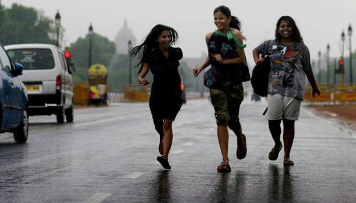 देश के उत्तरी हिस्से में बारिश से मौसम हुआ खुशनुमा, भीषण गर्मी से मिली राहत
