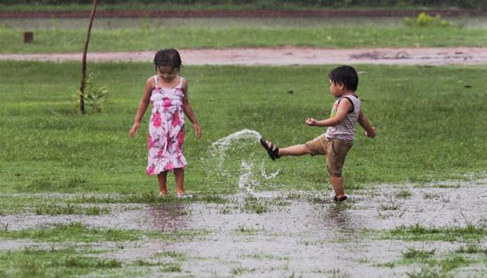 सूबे में अगले दो-तीन दिन में हो सकती है रिमझिम बारिश
