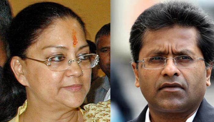 ललित मोदी विवाद: वसुंधरा राजे के समर्थन में उतरी सरकार, बीजेपी ने कहा- कोई दागी नहीं है