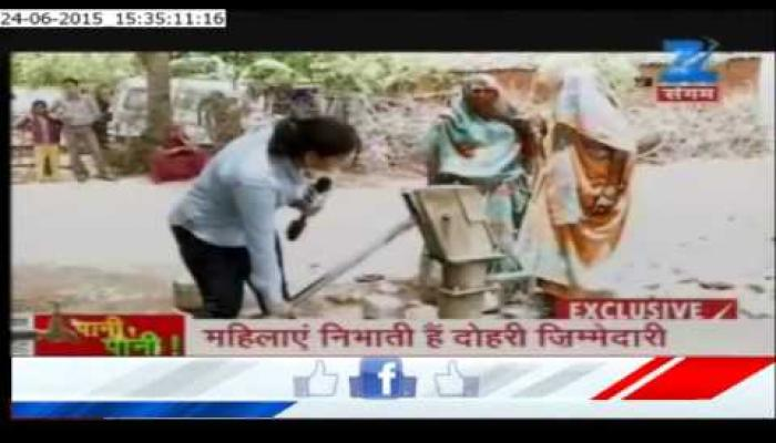 Water Crisis in Bundelkhand and the after effects