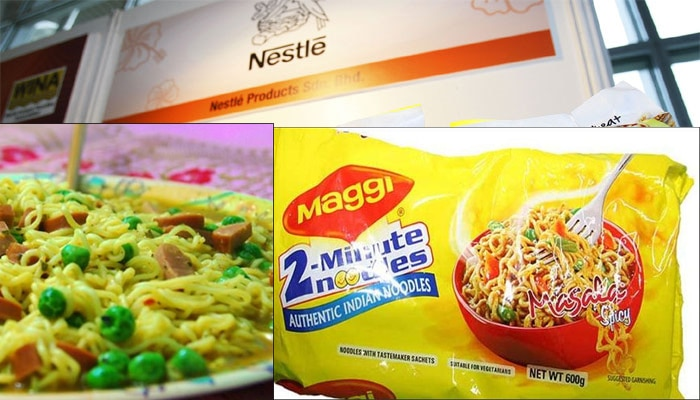 मैगी पर रोक लगने के बाद एक महीने में नूडल्स की बिक्री 90 प्रतिशत घटी