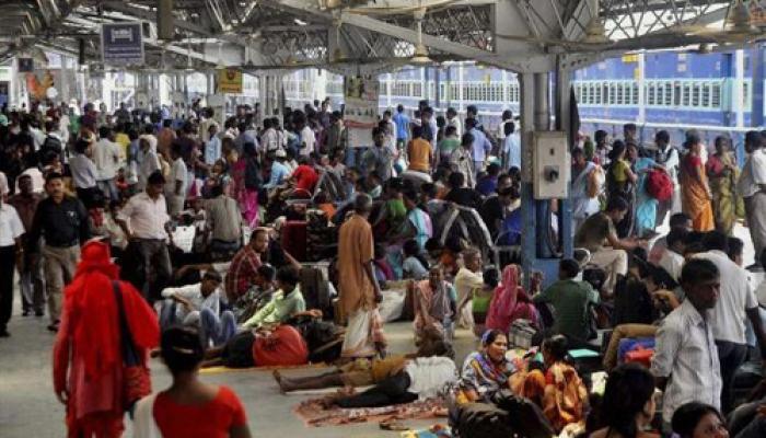 भारत की जनसंख्या हुई 127,42,39, 769, चीन की आबादी है 1.39 अरब