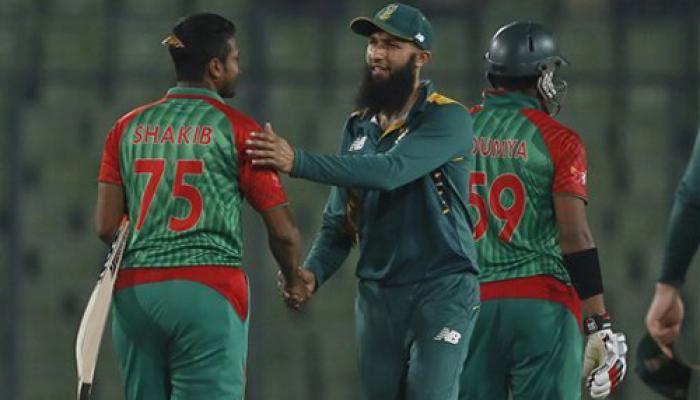 दूसरा वनडे : बांग्लादेश की दक्षिण अफ्रीका पर 7 विकेट से बड़ी जीत