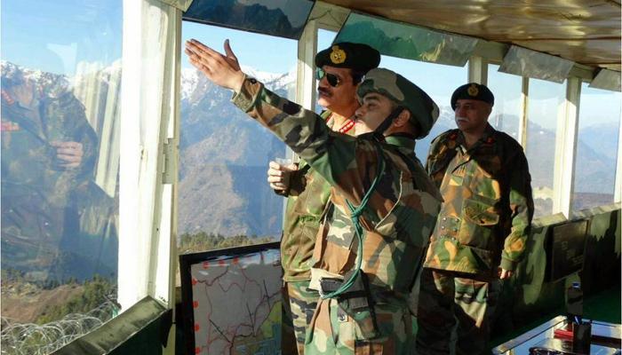 पूर्वोत्तर में सुरक्षा स्थिति का जायजा लेंगे सेना प्रमुख दलबीर सिंह सुहाग