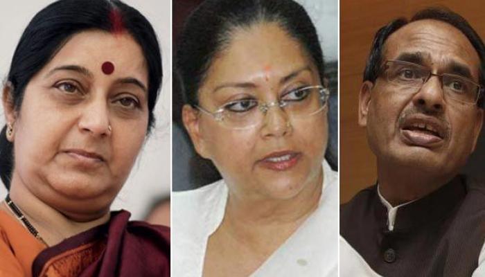 कोई इस्तीफा नहीं होगा, सुषमा और दो CM ने कुछ गलत नहीं किया: BJP