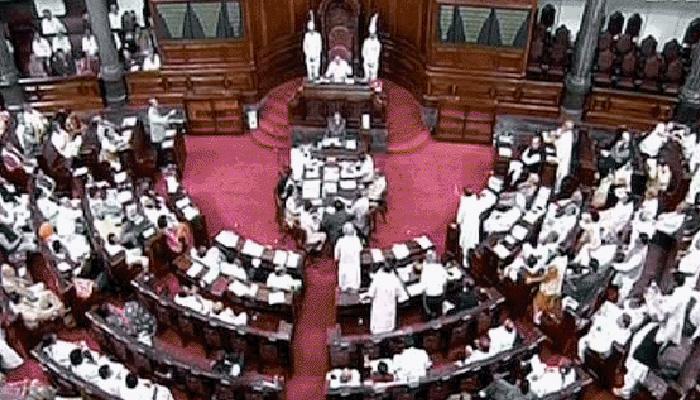ललितगेट और व्यापमं मुद्दों पर विपक्ष का हंगामा जारी, दूसरे दिन भी नहीं चली संसद