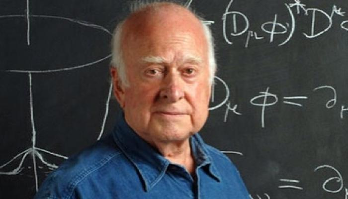 पीटर हिग्स को मिला दुनिया का सबसे पुराना वैज्ञानिक पुरस्कार