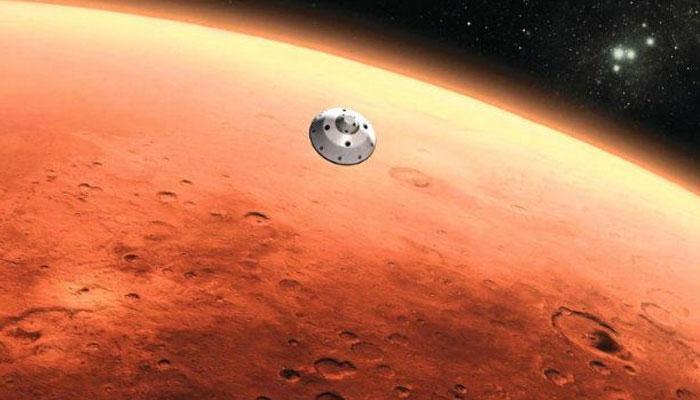 मंगल की परिक्रमा में ट्रैफिक जाम से बचने को नासा कर रहा काम