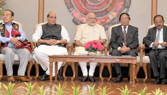 सरकार ने एनएससीएन (आई-एम) के साथ किया शांति समझौता, पीएम मोदी ने इसे बताया 'ऐतिहासिक'