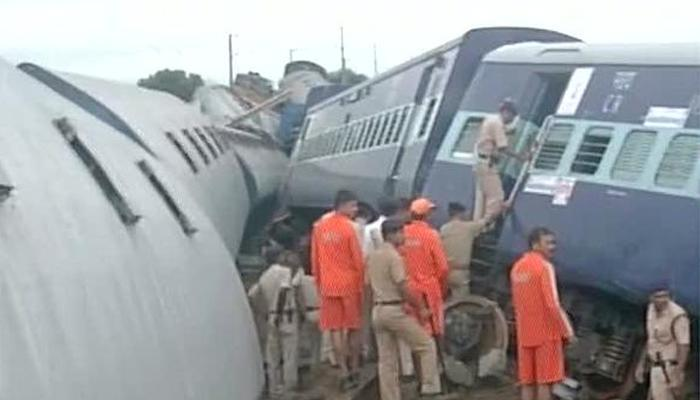 मध्य प्रदेश के हरदा में दोहरा ट्रेन हादसा: 29 लोगों की मौत