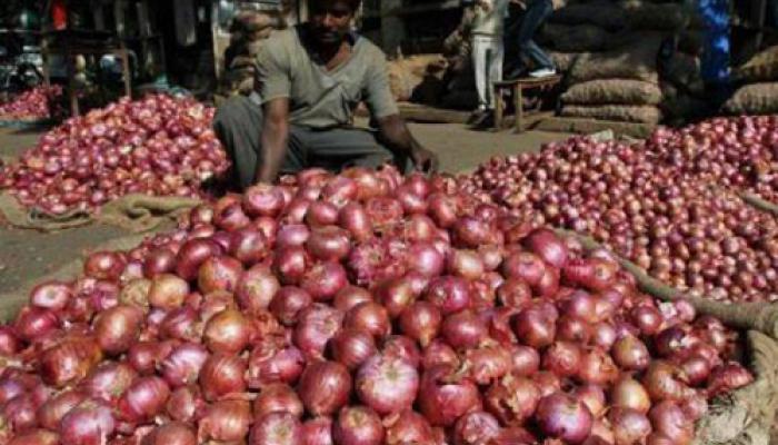 लासालगांव में प्याज का थोक भाव दोगुना होकर 40 रुपये किलो पहुंचा