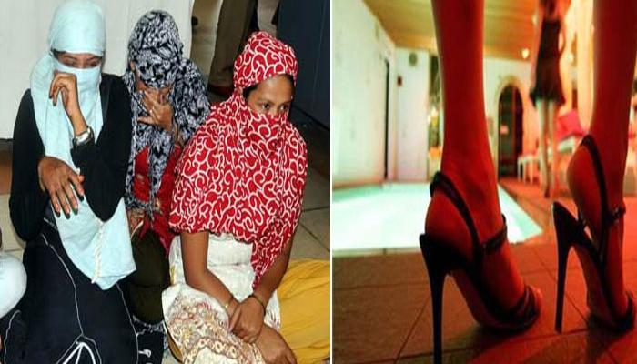 राजधानी में सेक्स रैकेट का खुलासा, एक नाबालिग को पुलिस ने छुड़ाया