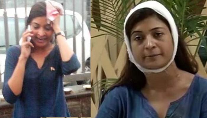 'आप' की विधायक अलका लांबा पर नशा मुक्ति अभियान चलाने के दौरान हमला
