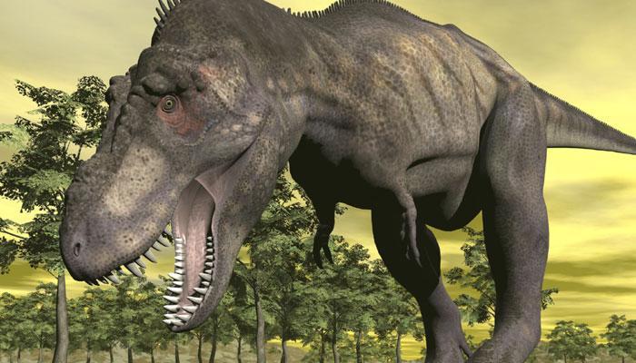 जर्मन समुद्र तट पर 14.2 करोड़ वर्ष पहले मांसाहारी डायनासोरों ने की थी चहल कदमी
