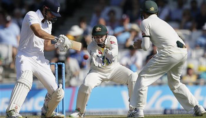 एशेज सीरीज का अंतिम टेस्ट: कुक आउट, इंग्लैंड पर हार का खतरा