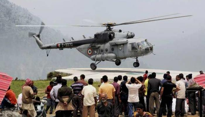केदार घाटी में वन्यजीवों पर खतरा बने हेलीकॉप्टर, बंद करवाने को एनजीओ ने एनजीटी को लिखा पत्र