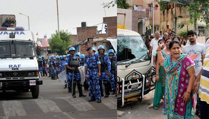 गुजरात में हिंसक हुआ पटेल आंदोलन; पीएम मोदी ने की शांति की अपील