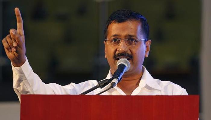 दिल्ली हाफ मैराथन में केजरीवाल ने करवाया पहला पंजीकरण