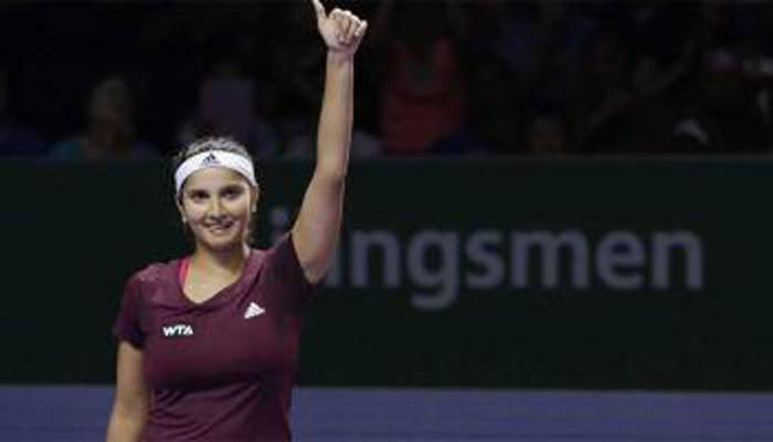 सानिया WTA के रैंकिंग में शीर्ष पर बरकरार, बोपन्ना भी टॉप-10 में