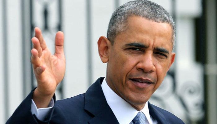 जलवाई परिवर्तन पर लोगों को जागरुक करने के लिए ओबामा पहुंचे अलास्का ग्लेशियर