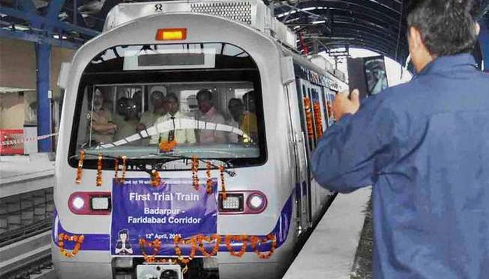 दिल्ली-फरीदाबाद मेट्रो को ग्रीन सिग्नल, पीएम मोदी मोदी ने किया उद्घाटन